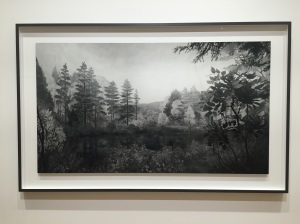 """Pennsylvanian Bay"", 1980, 199.4x210.8 cm, 1/5"