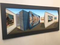 """A new perspective"", Patrick Hughes, £96,000 (perspective 2)"