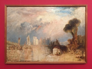 "William Turner, ""Carnaevon Castle"", 1830/35"