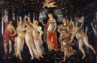 450px-Botticelli-primavera
