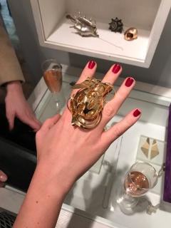 Frank Stella. Ring